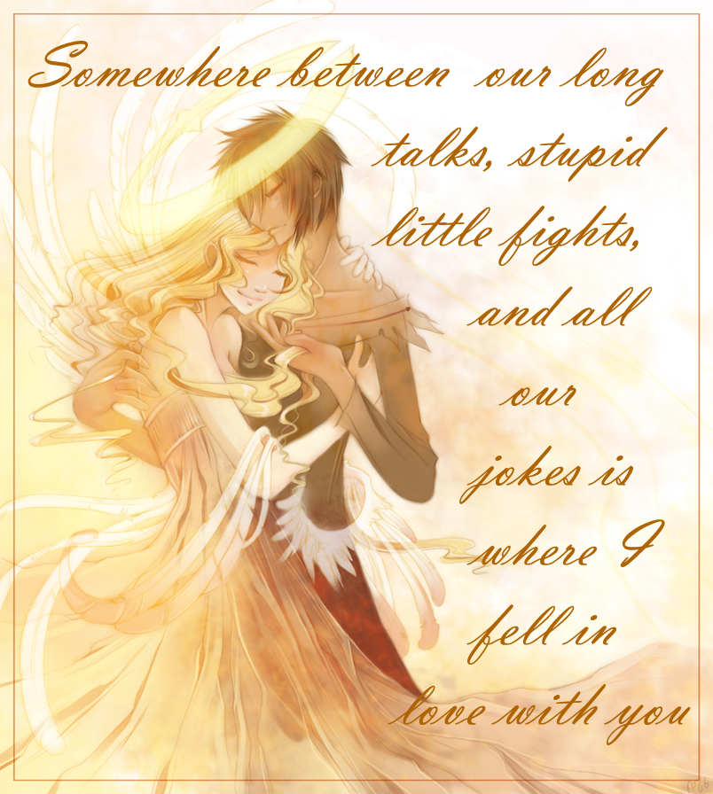 in love pictures with quotes