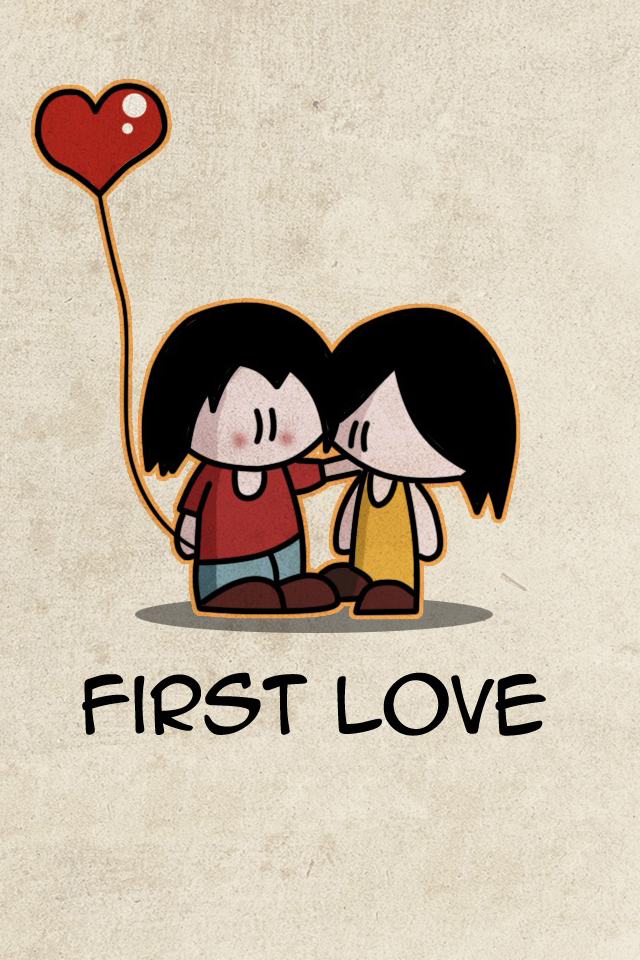 love is cartoon pictures