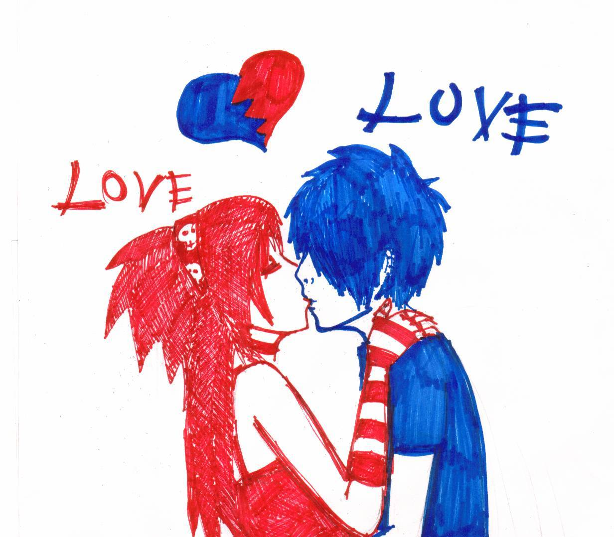 ... emo love pictures Cute Love Picture People Funny Pictures Emo Love