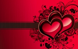 Red Love Heart Pictures and Wallpapers
