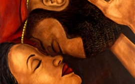 Black Love Art Pictures