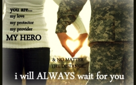 Distance Love Quotes Military